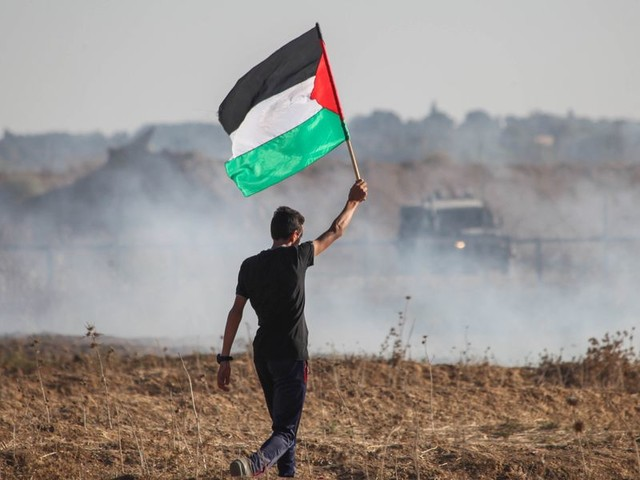The truth about 'Palestine' and Israel's modern borders