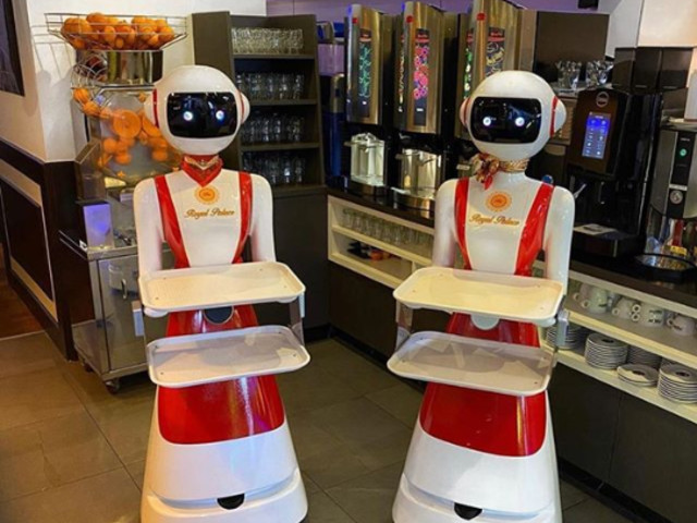 Robot Waiters are Now Working with Humans in the Netherlands, Good or Bad For The Restaurant Industry?