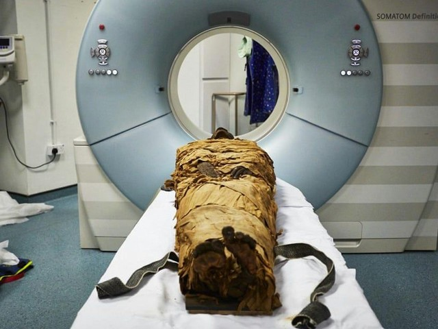 Researchers Managed To Listen To The 'Voice' Of A 3,000 Year Old Mummy