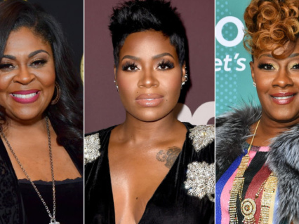 Kim Burrell Stood In Church And Tried To Tear Down Fantasia To Uplift Le'Andria, And Twitter Wasn't Having It