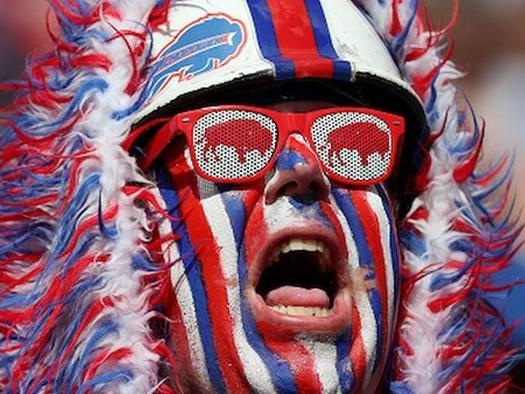 Unvaccinated Buffalo Bills Fans To Be Banned From Home Games