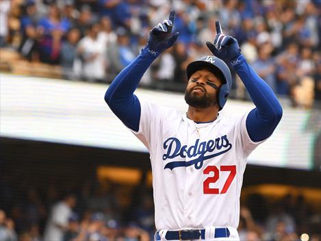 Kemp, Hernandez Go Deep (Again!), Dodgers Beat Giants, 3-1