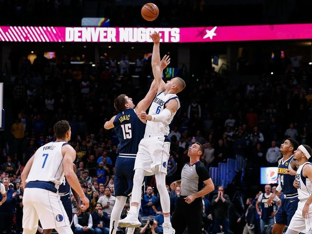 The Mavericks Are Putting All the Right Pieces Around Luka and Kristaps