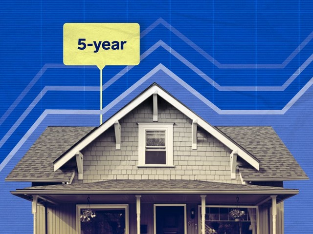 A 5/1 ARM is a mortgage that locks in your rate for the first 5 years, then changes it once per year