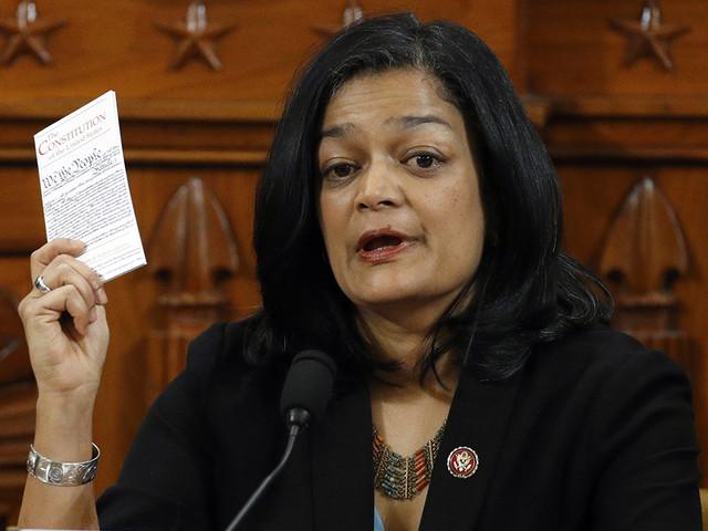 Rep. Pramila Jayapal falsely labels U.S. having the 4th highest poverty rate