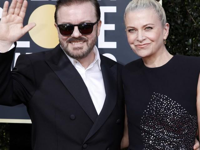 Ricky Gervais Slams Woke Hollywood's Sanctimony in Golden Globes Speech