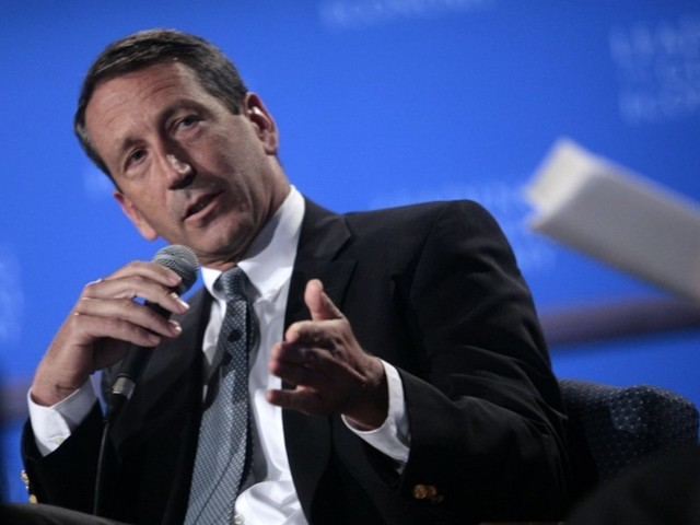 Former Rep. Mark Sanford considering 2020 primary run against President Trump