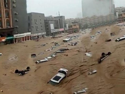 Dozens Killed After China's Henan Hit With Worst Rainstorms In 1,000 Years