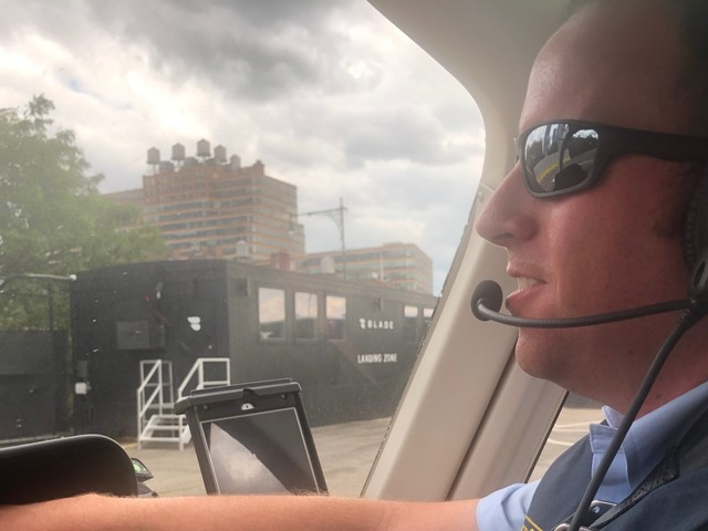 I took a $120 Blade helicopter flight from midtown Manhattan to JFK Airport — here's what it was like