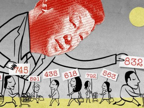 George Orwell's Dystopian Nightmare In China