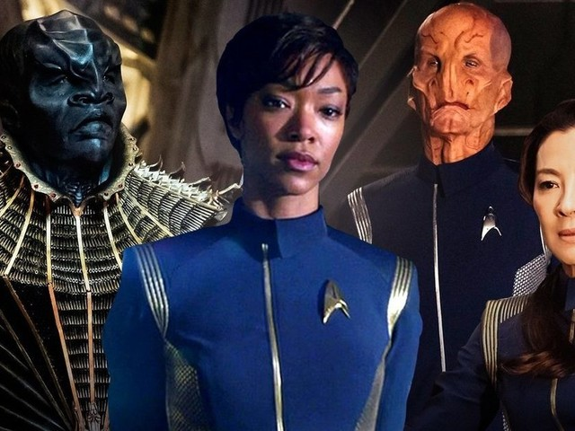 Star Trek: Discovery Warp Speeds Its Way from Streaming into Network Primetime