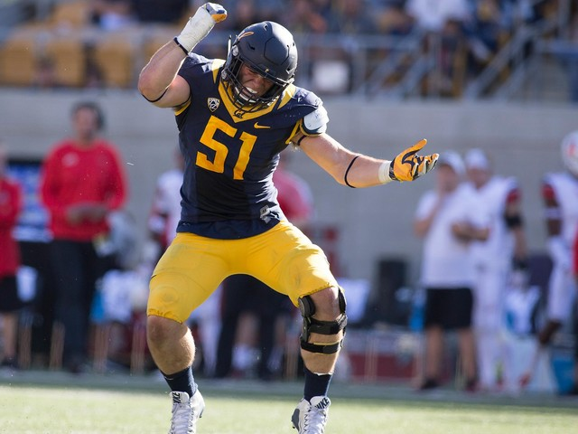 Cal beat: Bears shuffle linebackers for game against Oregon