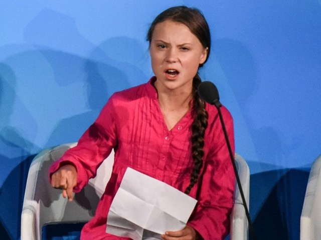 'How dare you! You have stolen my dreams and my childhood': Teen climate activist Greta Thunberg unleashes tirade at UN
