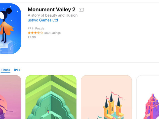 Apple brings its redesigned App Store to the web