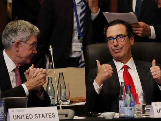 Watch Live: Powell & Mnuchin Explain To Congress How They Saved The 'Economy'