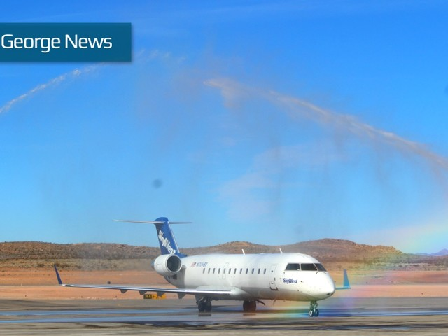 St. George Regional Airport has big plans for future; seeks to maintain current passenger fees