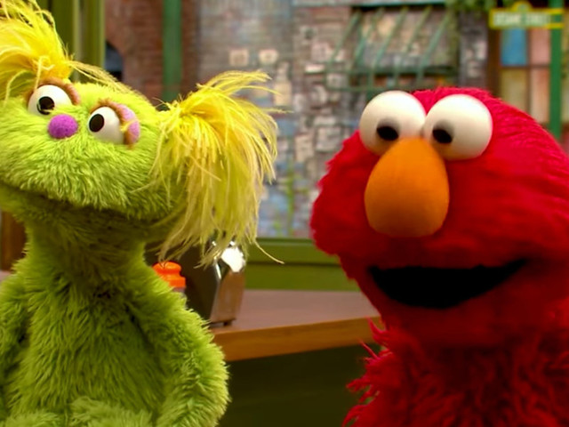 'Sesame Street' debuts character whose mother is an opioid addict
