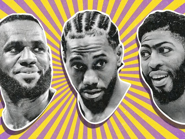 Kawhi on the Lakers? Maybe the Superteam Era Isn't Over After All.