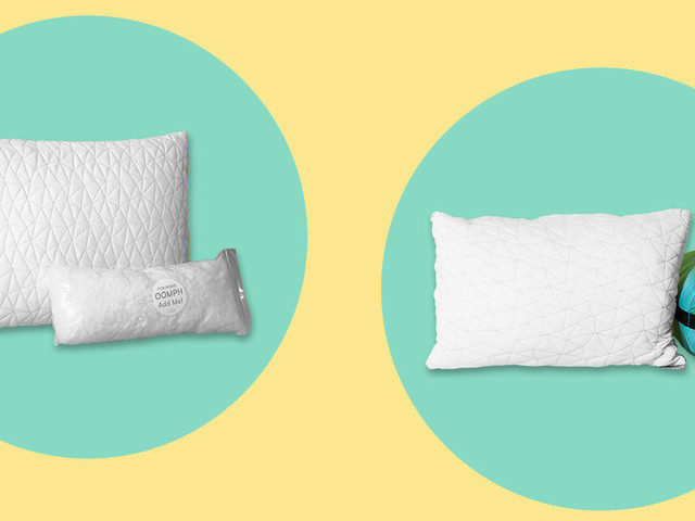 Get the Scoop on the Coop Pillow