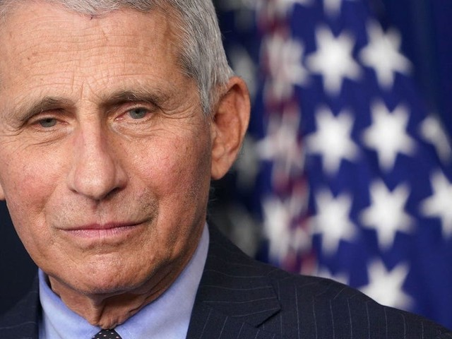 Fauci: Americans who are fully vaccinated can enjoy the holiday season with their family