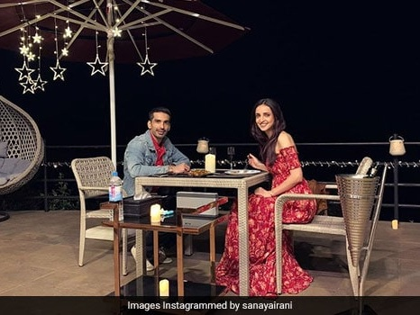 TV Actor Mohit Sehgal And Sanaya Irani Celebrate 5th Anniversary With This Cake