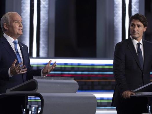 Trudeau's Chances Of Winning Snap Election Dwindle As Conservatives Surge