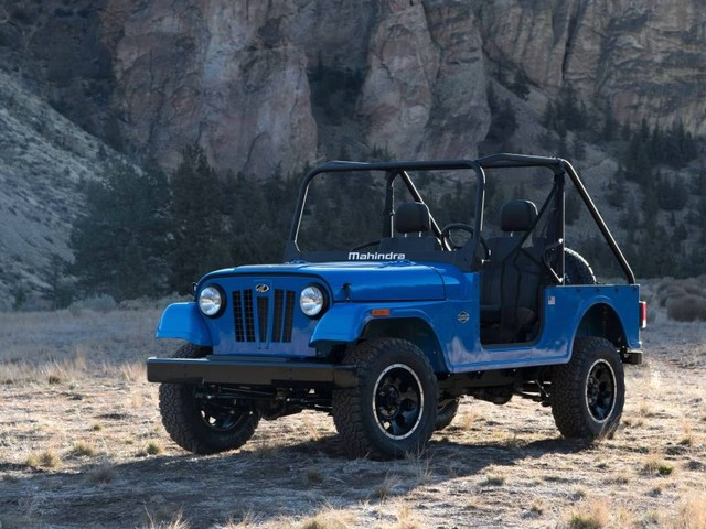 ITC to Review Jeep Complaint Against Mahindra; 2020 Roxor Gets New Grille