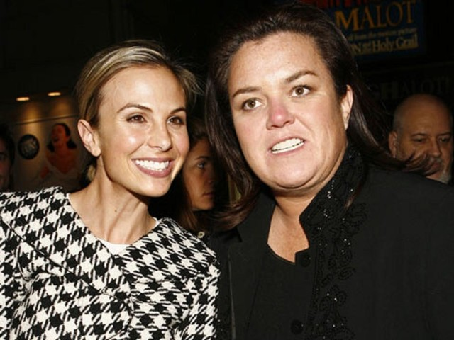 Rosie O'Donnell Says She Had a 'Little Bit of a Crush' on Elisabeth Hasselbeck While on 'The View'