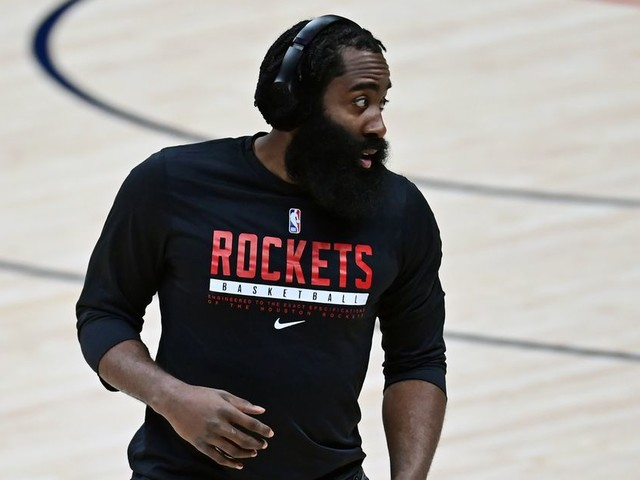 James Harden traded to the Nets in 4-team blockbuster deal