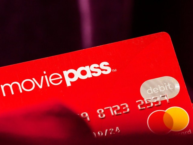 MoviePass customers' credit card information was reportedly left exposed in an online database without a password
