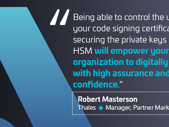 Enabling Secure Code Signing at Scale