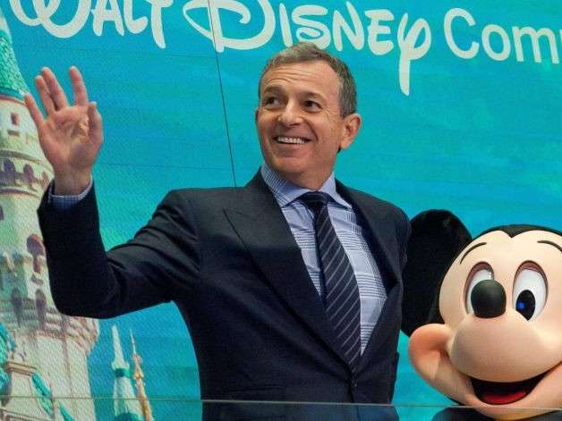 Disney Cuts Compensation for Iger in Fox Deal