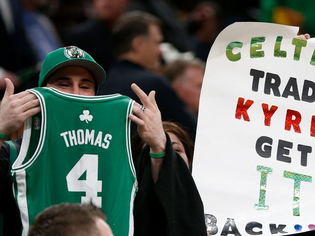 When is it OK for NBA fans to boo this season?