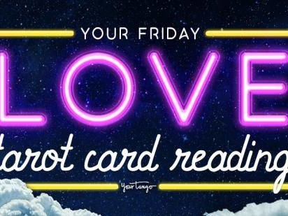 Today's Love Horoscopes + Tarot Card Readings For All Zodiac Signs On Friday, February 21, 2020