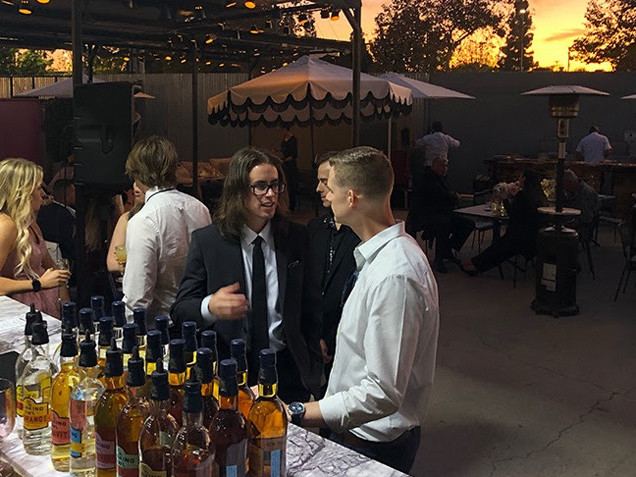 Blinking Owl Distillery in Santa Ana will be shut down by state alcohol officials for 25 days starting Nov. 12