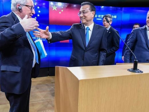 EU And China Sign A Mandate For Trade Heaven