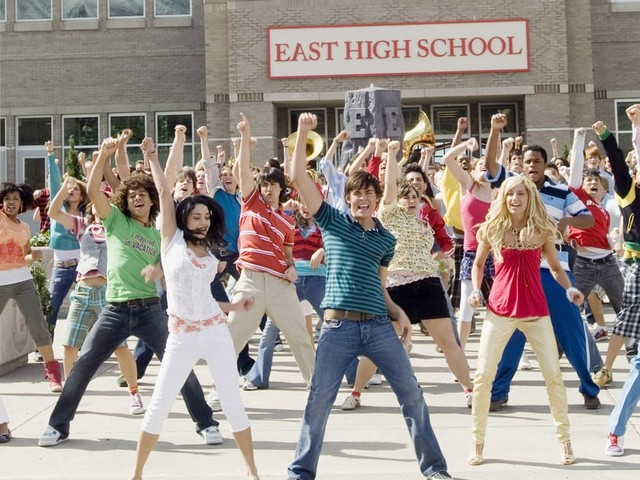 The High School Musical TV Show Is Returning to a Very Familiar Location