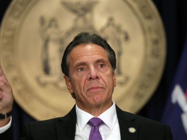 New York Gov. Andrew Cuomo Wants to Close 'Loopholes' Allowing Cops to Keep Credentials After Being Fired for Misconduct