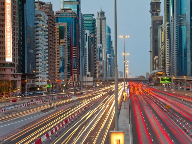 New digital number plates to be trialled in Dubai