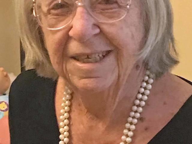 Shirley Jean Adair White