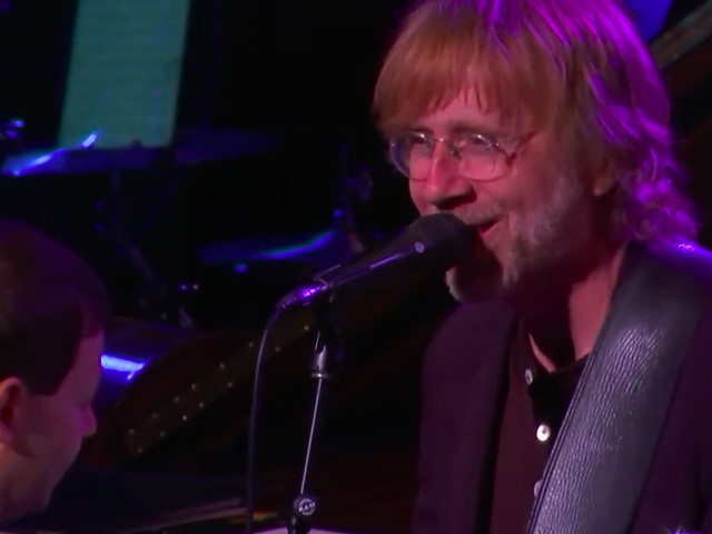 Trey Anastasio Performs On 'Live From Here'