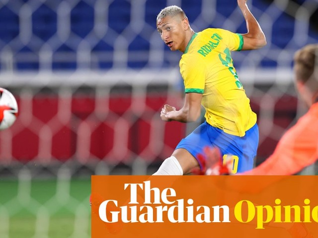 Football's Olympic status is too much of a joke for it to remain in the Games | Jonathan Liew