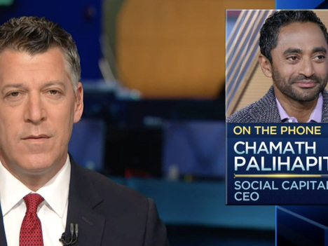 """""""Let Them Fail"""" - Billionaire Explains To Gobsmacked CNBC Host How Capitalism Is Supposed To Work"""