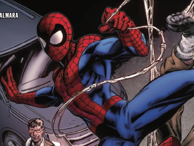 The Daily Bugle returns to its investigative roots in this exclusive preview