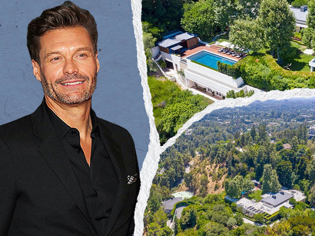 Ryan Seacrest reaches for stars with $85M Beverly Hills listing