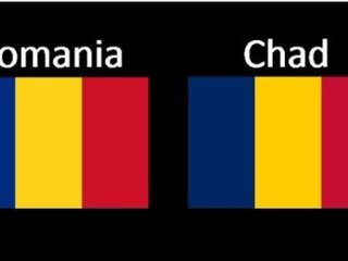 Elon Musk just discovered that Chad and Romania have almost identical flags — but they're not the only lookalikes
