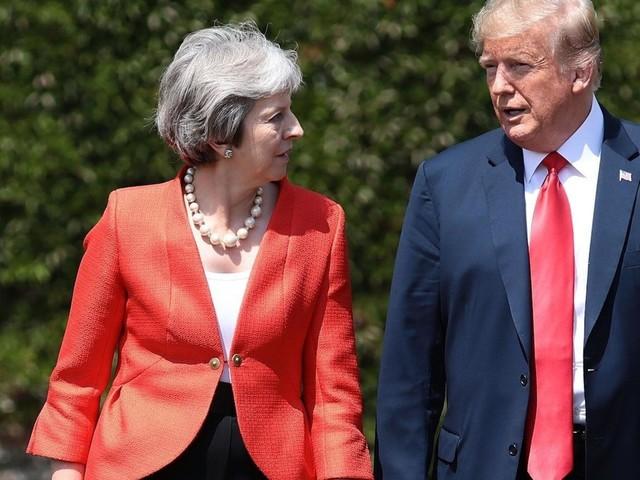 Trump Drops Brexit Bombshell