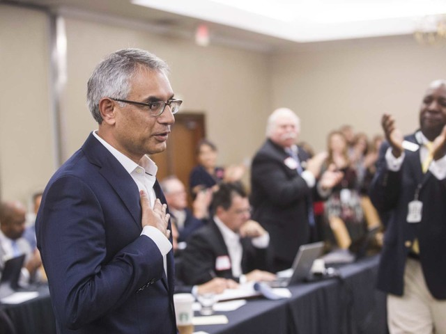 Tarrant County GOP's vice-chairman survives recall vote over his religion