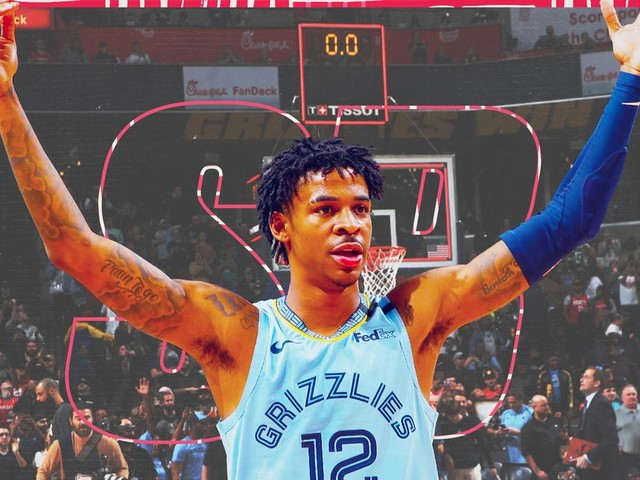 How Ja Morant uses hate to fuel his greatness