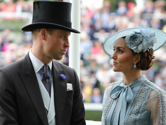 Kate Middleton & Prince William Kick Off Day One of Royal Ascot!